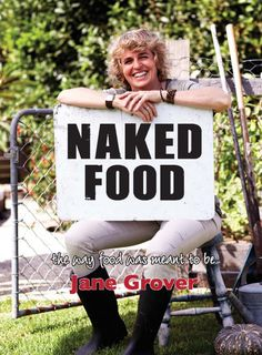 """Our newsletter is out & our #healthfood expert Martine Doig has a great interview with Jane Grover, chef & author of """"Naked Food"""" worth reading!"""