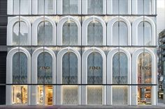 Fendi flagship store, Tokyo – Japan