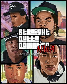 N.W.A. Dance Movies, Straight Outta Compton, My Generation, Music Industry, My Music, Hip Hop, Instagram Posts, Movie Posters, Fictional Characters