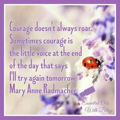 Good night everyone.  #essentialoilswithbetsy #courageous