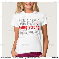 Pulmonary Embolism In The Battle Shirts