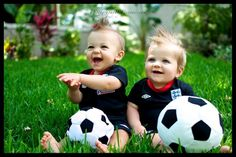 All my future children will be given harry potter glasses and soccer balls within an hour of their birth.