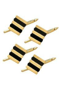 14K Yellow Gold & Black Onyx Striped Shirt Stud Set-88344 L $995.00. 10.5MM X 11.5MM. MADE IN USA. 14K Yellow Gold Rectangle Shirt Stud Set With Black Onyx Stripes.. Save 50% Off!