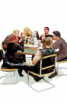 Comic Book Characters, Marvel Characters, Marvel Movies, Comic Books Art, The Avengers, Avengers Comics, Avengers Story, Star Trek, Thor