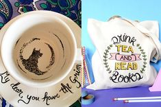 18 Perfect Gifts For People Who Love Books And Tea