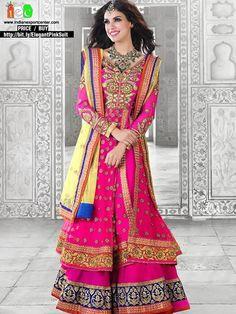 Bridal Elegant Pink Salwar Kameez
