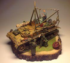 Se.Kfz. 164 Bergepanzer IV