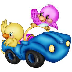 Cute Love Birds Cartoon Clip Art Images.All  Bird Images Are Free For Your Own Personal Use