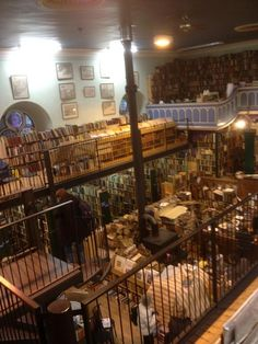 Leakey's bookshop, Inverness, Scotland