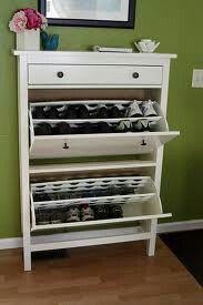Cipős szekrény