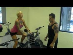 Sexy Legs and Butt Circuit - Cycling and Spin Workout - YouTube