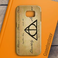 Harry Potter With Tribal Print Samsung Galaxy S6 Edge Case | casefantasy