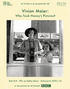 Vivian Maier: Who took nanny's pictures? (BBC)