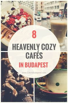 8 Heavenly Cozy Cafés in Budapest for Rainy Days  These super cozy cafés in Budapest will make you fall in love with even the rainiest and coldest days. Get ready to curl up!  #cozy #cafés #Budapest #rainydays #CatchBudapest