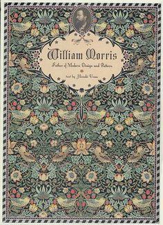 book love… william morris / hiroshi unno William Morris Art, William Morris Wallpaper, Pre Raphaelite, Textiles, Textile Prints, Textile Design, Art Nouveau, Graphisches Design, Modern Design