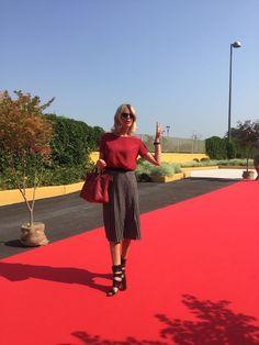 Eccomi a Verona alla presentazione della nuova collezione #Falconeri. Un fashion show davvero cool  #LaPinella #fashion #sfilata #longuette #Verona #buonweekend #sandali http://www.lapinella.com/2016/09/16/a-verona-per-la-sfilata-falconeri/