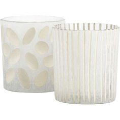 Minx Candleholders in Candleholders   Crate and Barrel