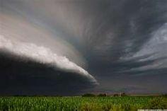 Nebraska Shelf Cloud