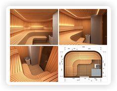 3D - проекты саун и бань | Наши проекты по визуальному моделированию сауны | 3d-sauna.ru
