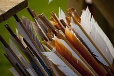 arrows -