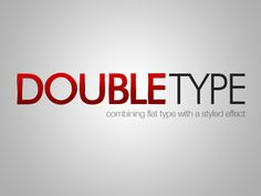 6 Quick'n'Dirty Photoshop Text Effects From Scratch - Envato Tuts+ Design & Illustration Tutorial
