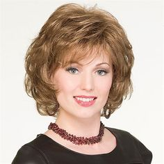 Destiny Wig - Our designs will give you a more exciting view of yourself in an instant. If you feel the need to update your look, Destiny is the perfect combination of sizzle and sensibility. A great go anywhere style for all ages.