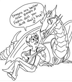 """Leo and Festus: Dragons are Better than People Part 1 