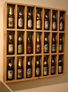 Bottle Display on Pinterest | Glass Wine Cellar, Cigar Lounge ...