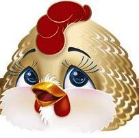 Clown Crafts, Craft Activities, Pet Birds, Rooster, Diy And Crafts, Clip Art, Disney Princess, Disney Characters, Handmade