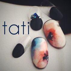 デモアート の画像|t a t i ~京都よりオトナのためのネイルを発信~