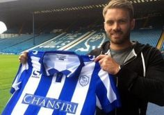 Aug.2015: Sheffield Wednesday complete the signing of Rhoys Wiggins