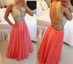 graduacion vestido