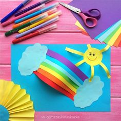 Яркие аппликации из бумаги Paper Flowers For Kids, Paper Crafts For Kids, Arts And Crafts, Diy Paper, Ladybug Crafts, Frog Crafts, Craft Work For Kids, Art For Kids, Construction Paper Crafts