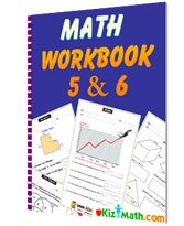 6th Grade math workbook - good problems to use on my spiral reviews