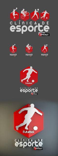 Logo / 3D 3d, Logos, Offices, Logo