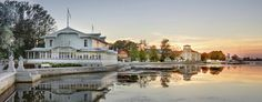 Haapsalu, Lääne County, Western Estonia, Sunset, Scenery, Romantic, the Old Town of Haapsalu, Estonia, Quips