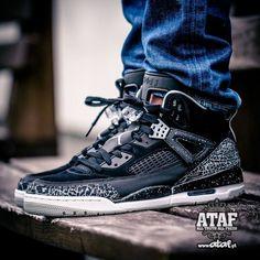 Nike Air Jordan Spizike OREO 315371-004