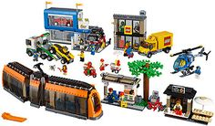 LEGO CITY City Square (60097)