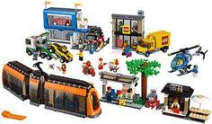 LEGO CITY City Square (60097)