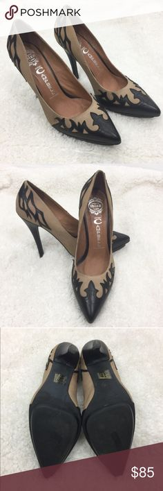 Jeffrey Campbell Cline Platform Pumps Very good used condition. No box. Jeffrey Campbell Shoes Heels