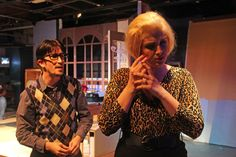 Opens September 5th 2014! Terrific show #dontfeedtheplants #carrollwoodplayers #tampa #theatre