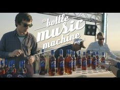 (4/4) Música electrónica con botellas - Bottle Music Machine