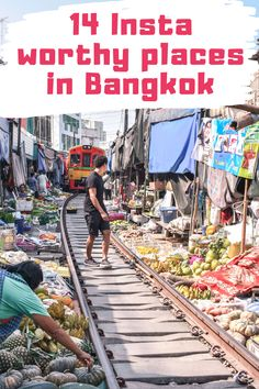 Here are the BEST Bangkok Instagram Spots with locations to make you look like a pro photographer! These instagrammable places in Bangkok are also super easy to find Thailand Vacation, Thailand Travel Tips, Bangkok Travel, Europe Travel Tips, Asia Travel, Bangkok Guide, Bangkok Itinerary, Places In Bangkok, Marriott Hotels