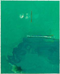 Helen Frankenthaler, Contentment Island, 2004