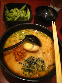 Asian Food: Photo