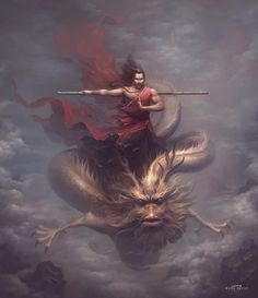 Dragón wuang