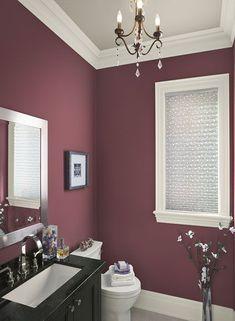 Walmart bathroom wall decor bathroom decor ideas red and black bathroom decor contemporary red bathroom wall . Bathroom Interior Design, Small Bathroom Colors, White Bathroom Decor, Bathroom Red, Bathroom Wall Decor, Home Decor, Red Bathroom Decor, Bathroom Colors, Black Bathroom