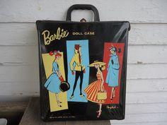 1961 Barbie Doll Case by Catsandclover on Etsy