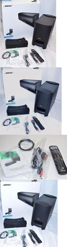 Home Theater Systems Bose Cinemate15 Speaker System