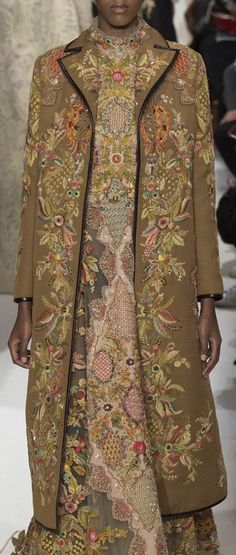 Valentino S/S15 Couture  can we talk about how exquisite this collection is?